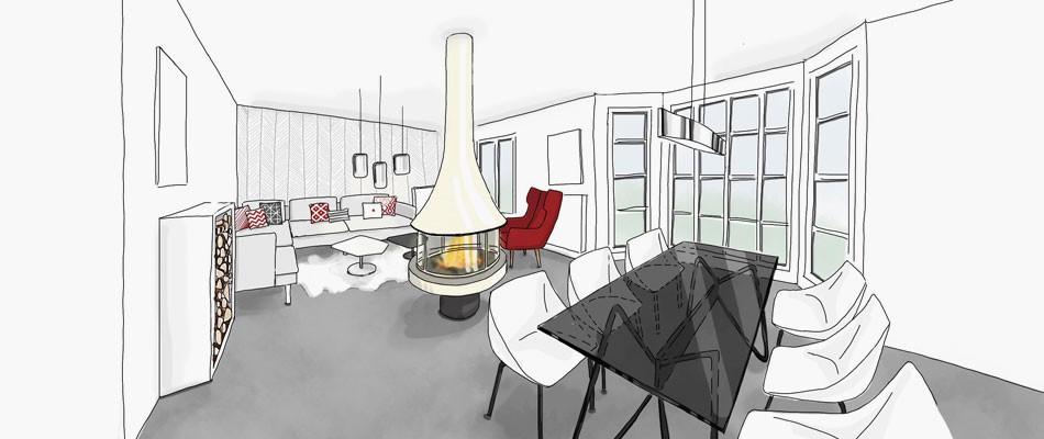Architecte d 39 int rieur en ligne emilie lagrange - Decorateur interieur en ligne ...