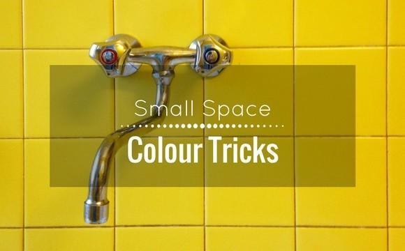 Small Space : Colour tricks