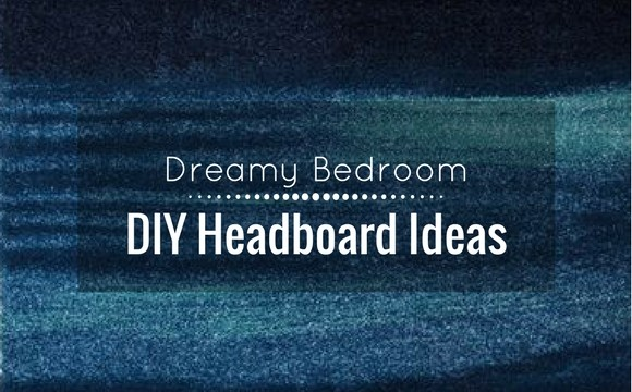 Bedroom : DIY headboard ideas