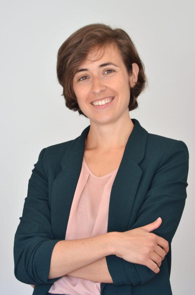 Portrait d'Emilie Lagrange, architecte d'intérieur
