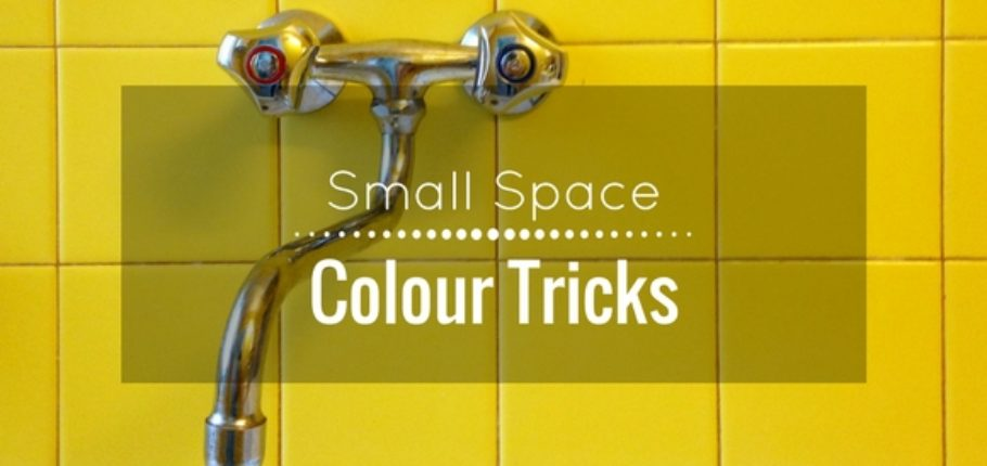 Small Space : Colour tricks