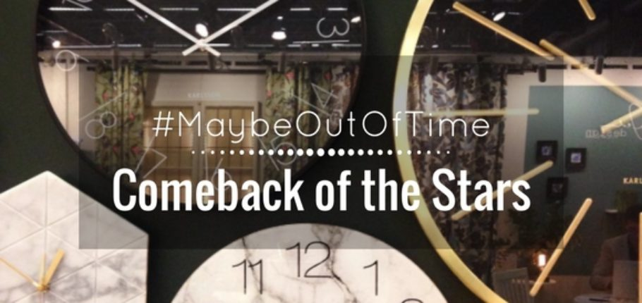 Maybe Out Of Time : Comeback of the Stars