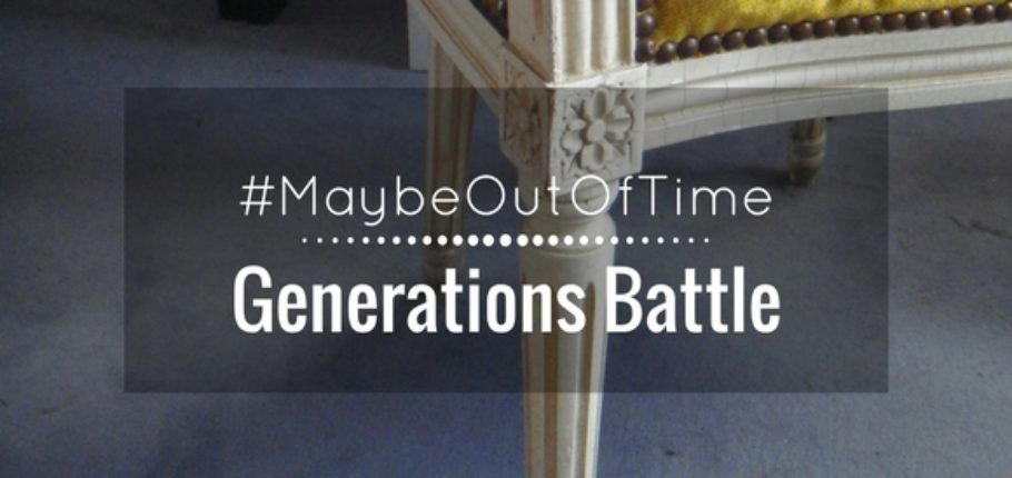 Maybe Out Of Time : Generations Battle