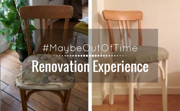 Maybe Out Of Time : Renovation Experience