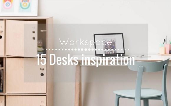 15 desks Inspiration