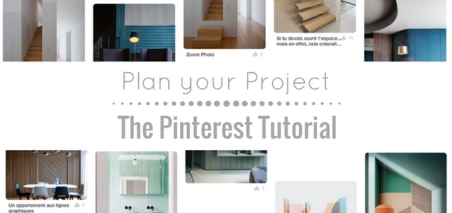 Inspiration for your home : the Pinterest Tutorial